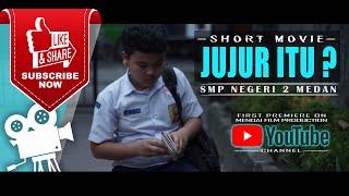 "SMPN 2 MEDAN Short Movie ""Jujur itu?"""