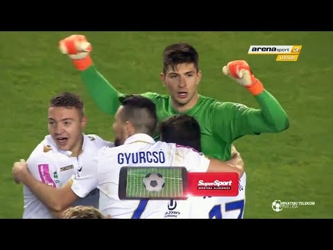 Goalkeeper Karlo Letica - Epic Game versus Istra| Including Goal In 96th Minute