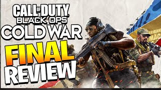 The Truth About Black Ops Cold War Final Beta Review Youtube