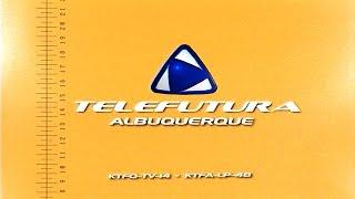 Repeat youtube video Telefutura Nuevo México - Station ID's 2003