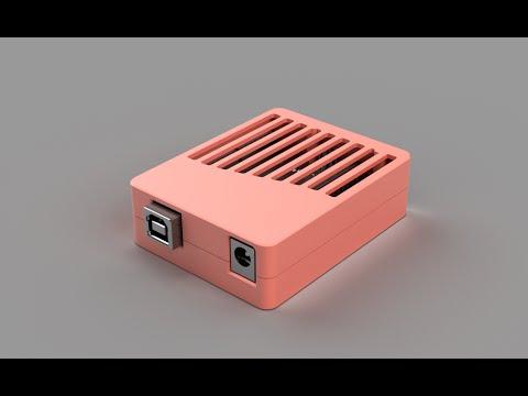 Designing A 3D Printed Enclosure For Arduino Uno