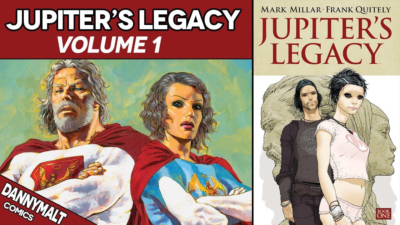 Jupiter S Legacy Volume 1 2015 Full Comic Story Review Youtube