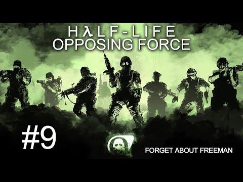 Half-Life: Opposing Force - Прохождение игры на русском [#9] ФИНАЛ