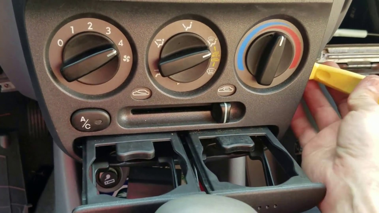 medium resolution of hyundai accent radio install