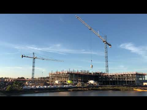Riviera Resort (Disney Vacation Club) Construction - 2018