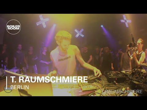 Electronic: T. Raumschmiere Boiler Room Berlin Live Set