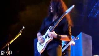 Megadeth - Lucretia [Live São Paulo, DVD, April 24th 2010]