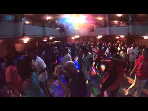 United We Dance 2014 (UWD) Electric Slide mixed by  Chris Blues