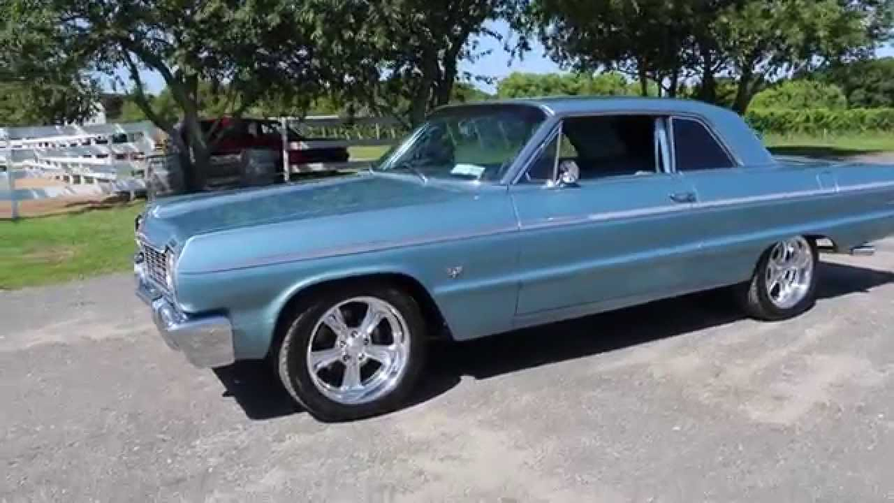1964 chevrolet impala ss ls1 for sale over the top resto mod w over 170 000 invested youtube