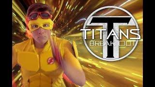 Titans: Breakout (DC Short Film)