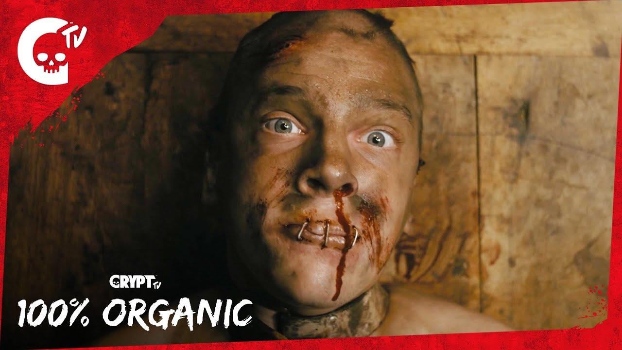 100% Organic   Short Horror Film   Crypt TV