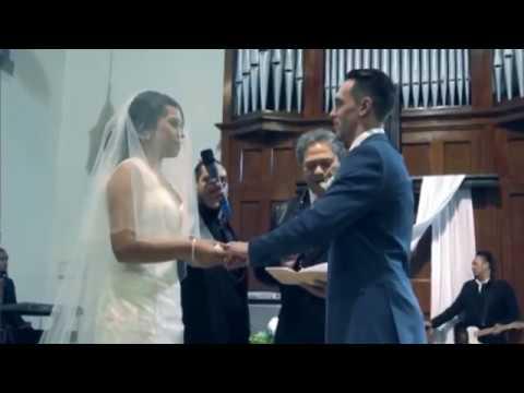 WADE AND SERA'S WEDDING DAY!