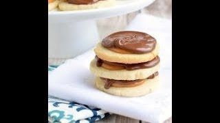 How To Make Delicious Twix Cookies That Taste Like The Real Thing - Sweet!