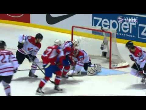 Norway-Canada 2-3, IIHF World Championship 2011