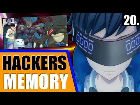 Cyber Sleuth - Hacker's Memory - Let's Play (Hard) - Ep. 20 - Dancing with the Dinos in Kowloon!