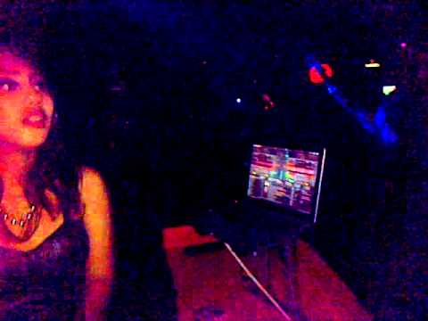 DJ LADYTRON (Jakarta) at The First Karaoke BSD *Mugwanti vs Broken Angel