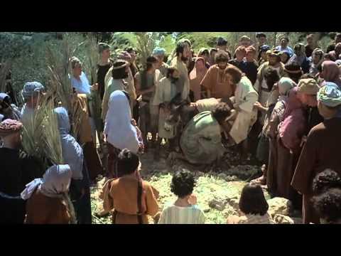 JESUS Film  Arabic, Iraqi Baghdadi- نعمة ربنا يسوع المسيح مع جميعكم. آمين (Revelation 22:21)