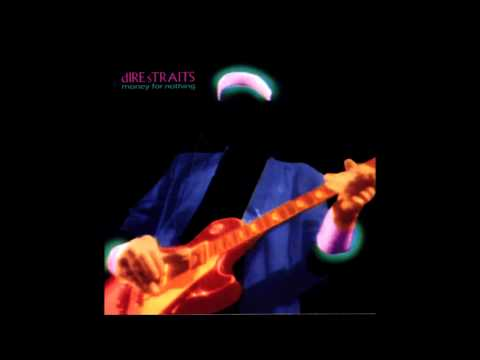 Dire Straits - Money for Nothing (Clean Radio Edit) Mp3