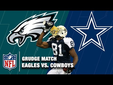 Terrell Owens Returns to Philadelphia | Eagles vs. Cowboys | Grudge Match | NFL NOW