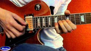 Lick Lesson 5 Intermediate Blues Rock