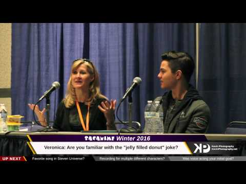 Veronica Taylor's (Ash Ketchum English Voice Actor) Thoughts On The Jelly Filled Donut