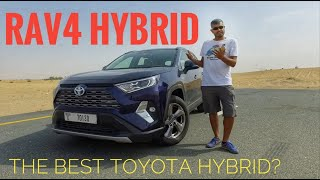 Don't bother with a regular 2019 Toyota RAV4 - the Hybrid is the one you need