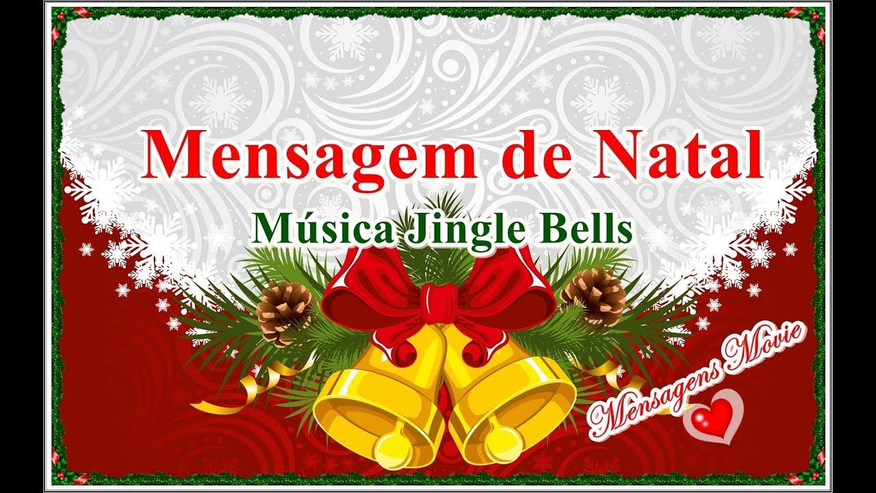 Musicas De Natal: Música De Natal Jingle Bells
