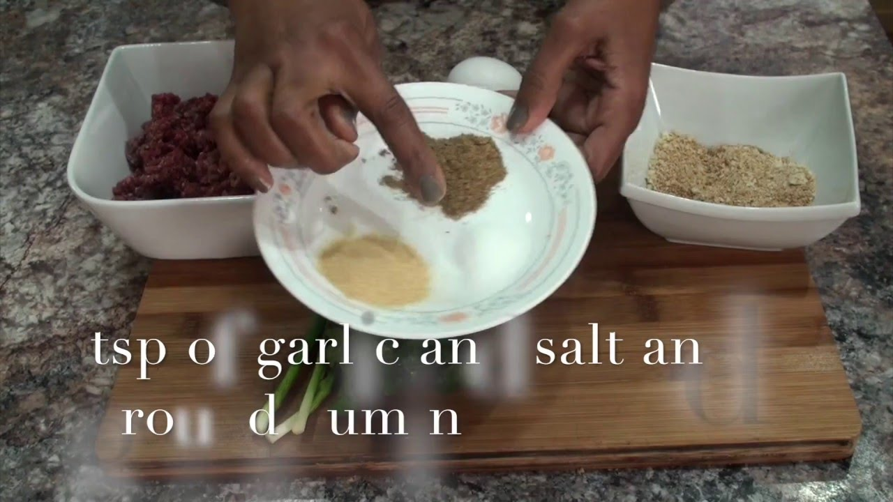 Cooking with hafza somali food with a modern twist youtube forumfinder Images