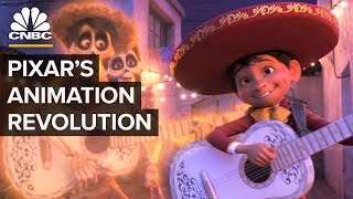 Wie Toy-Story-Creator Pixar Animation Revolutioniert