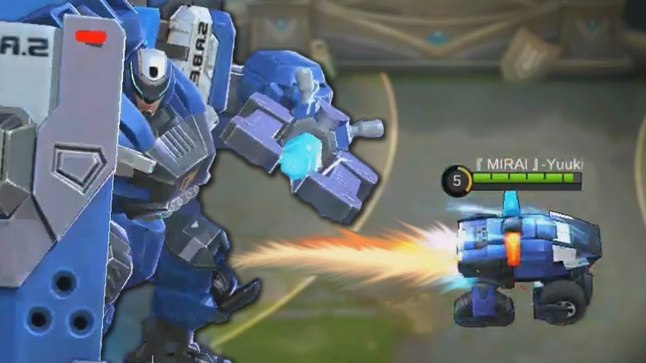 Wonderful *NEW* EPIC Johnson Skin Gameplay (S.A.B.E.R   SQUAD) Mobile Legends
