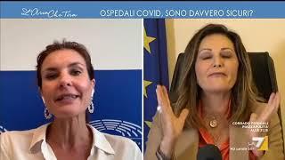 MES, scontro tra Alessandra Moretti e Daniela Santanchè: