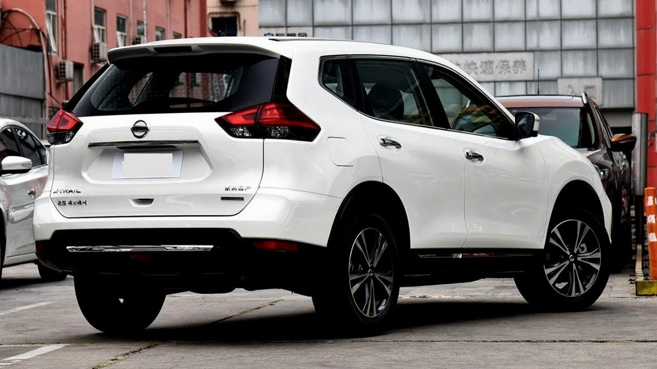 2019 Nissan X-trail - Exterior And Interior