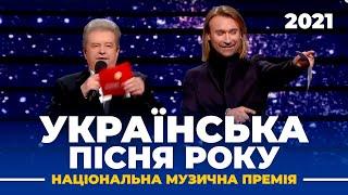 Національна музична премія – «Українська пісня року» 2021
