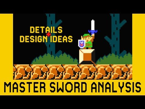 Master Sword In-Depth Analysis | Super Mario Maker 2