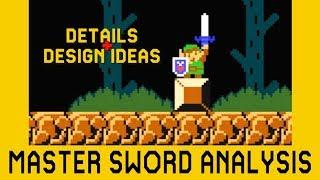 Master Sword In-Depth Analysis   Super Mario Maker 2