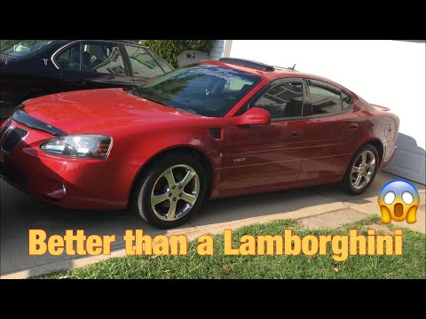 PONTIAC GRAND PRIX GXP CAR REVIEW