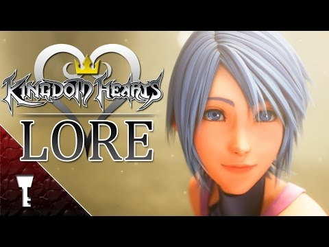Kingdom Hearts Lore ► The Story of Aqua