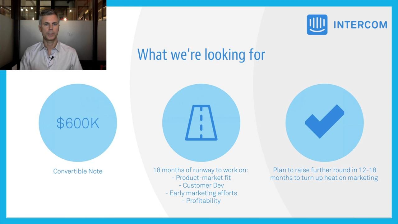 Startup pitch deck template presentations parttime jobs.