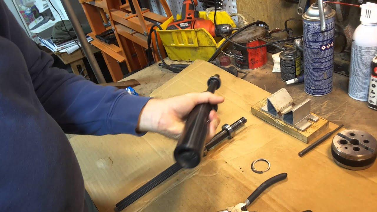 Shopsmith Bandsaw Bearings