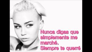 Pink - It's All Your Fault - SUBTITULOS EN ESPAÑOL + FULL VIDEO HQ