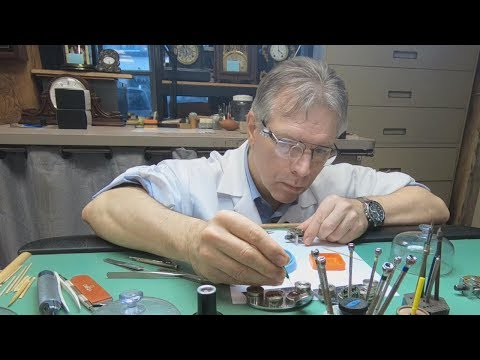 The Watchmaker's Hands: 20 Years At Grand Time