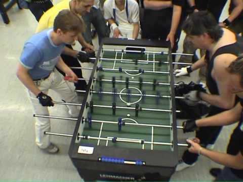 P4P Hamburg 2004 OD Mueller Thiele - Allalou Collignon