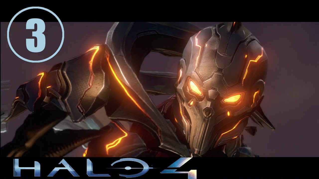 Halo 4 Walkthrough Ita 3 Precursore Youtube
