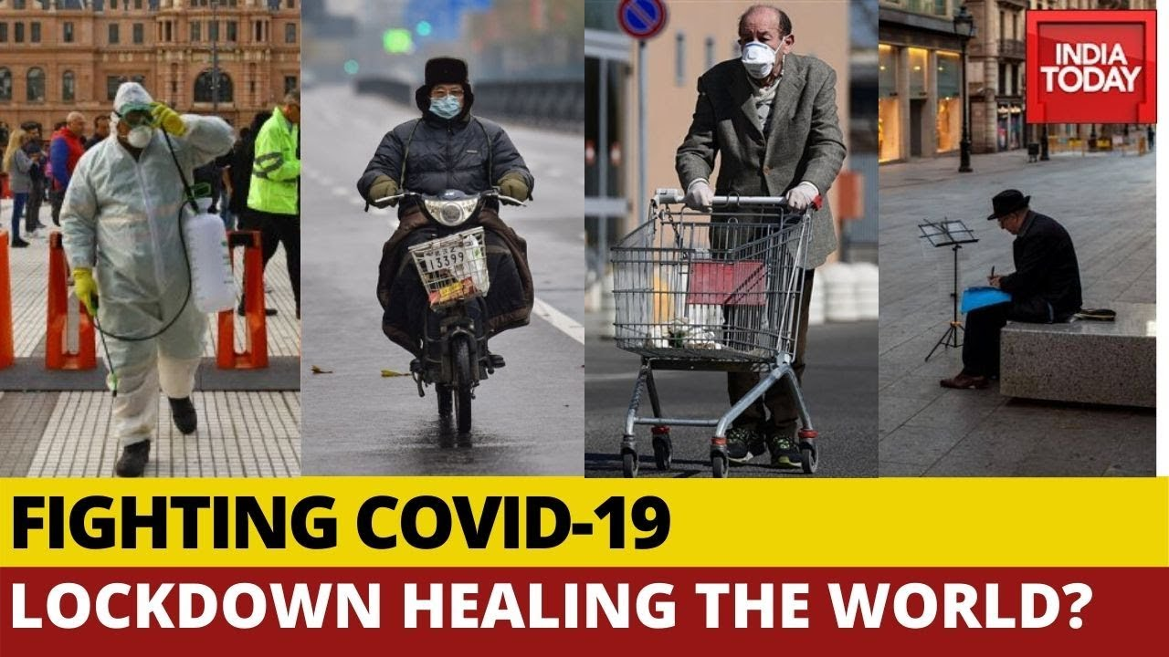 How The World Is Battling Coronavirus Crisis India Today Special Report Youtube