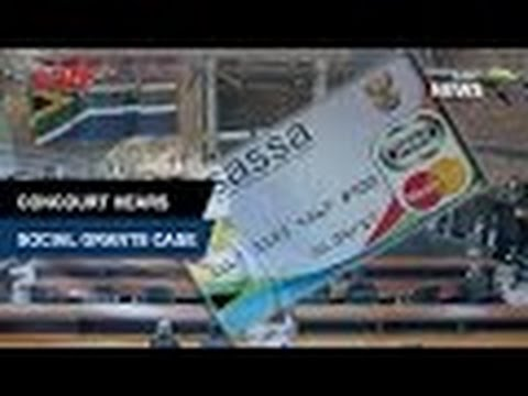 ConCourt ruling on Social grants hearing: 17 March 2017