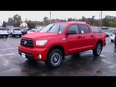 2013 toyota tundra crewmax review trd rock warrior www nhcarman com youtube. Black Bedroom Furniture Sets. Home Design Ideas