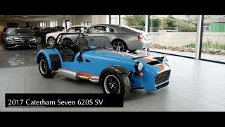 2017 Caterham 620S SV - The ultimate track toy?