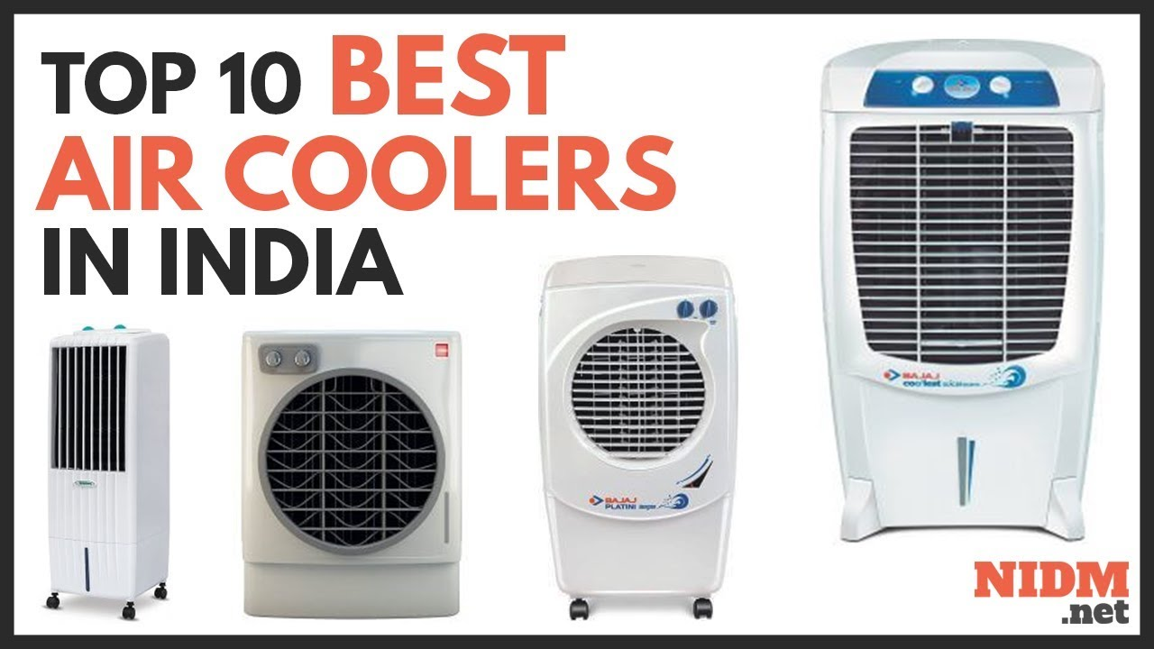 Best Air Coolers in India 2019 – Reviews & Buyer's Guide