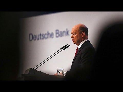 Κοντά στα «σκουπίδια» η Deutsche Bank - economy