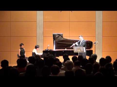 J.S. Bach: Flute Sonata in B Minor, BWV 1030. I. Andante